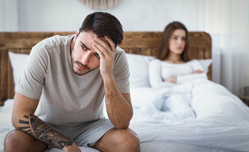 Κορωνοϊός και σεξουαλικότητα των ανδρών